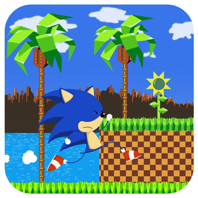 Sonic Strip